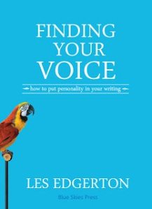 Finding Your Voice Ebook Cover by Bo Goff