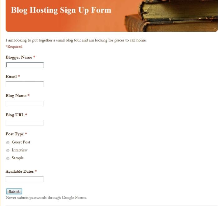 2013-08-27 - Blog Sheet