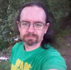 Author Ian Woodhead