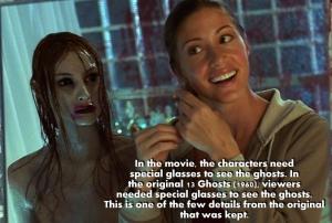 Shannon Elizabeth in Thir13en Ghosts