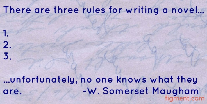 rules-for-writing-a-novel